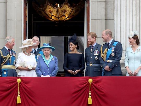 Prince Charles, Duchess Camilla of Cornwall, Prince