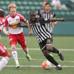 USL champions collide as Rhinos host  Red Bulls II in home opener
