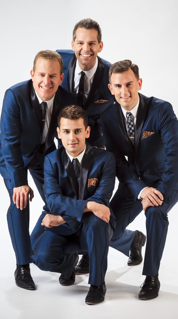 The Midtown Men, featuring original cast members of