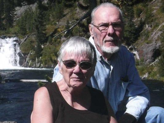 60th Wedding Anniversary: Vaughn and Bonnie Taylor
