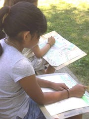 A Children's Art Camp will be held at the Watchung