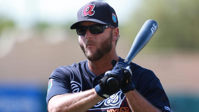 A.J. Pierzynski will get a chance to play in the Fort Bragg Game.