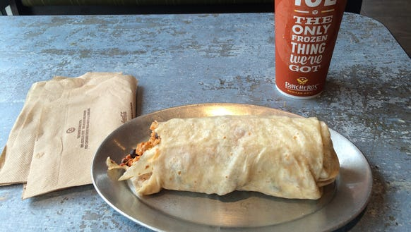 Pancheros has 23 Iowa locations, including the recently