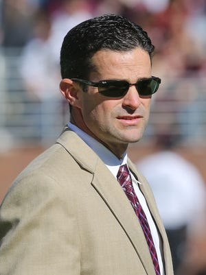 Mississippi State defensive coordinator Manny Diaz's first key is to stop the opponents' run.