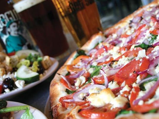 "Pies & Pints has been named as the first restaurant tenant expected to operate at the planned Liberty Center mixed-used development in Liberty Township. Rob Lindeman said the restaurant will have an ""urban chic"" feel and has an eclectic offering of pizza and other food."