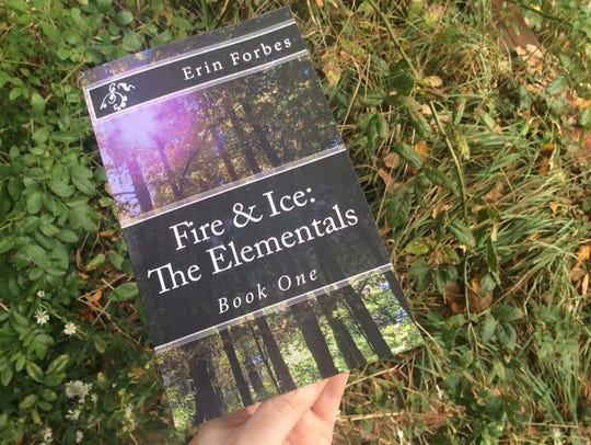 """Fire & Ice: The Elementals"" is the first book in a"