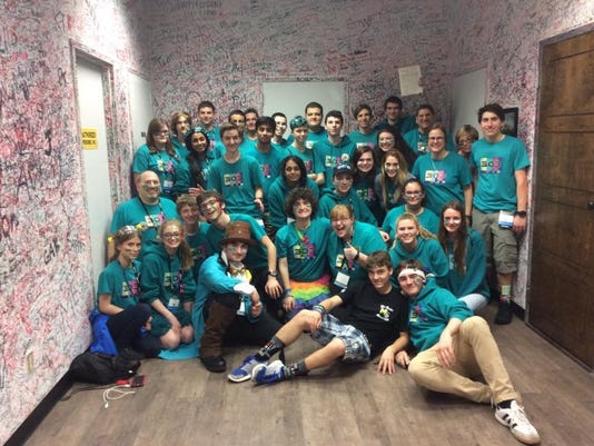 Central Jersey FIRST Robotics teams