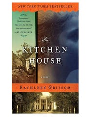 "Kathleen Grissom, author of ""The Kitchen House,"" will"