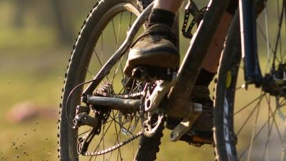 Join like-minded two wheelers Monday night on the trails.