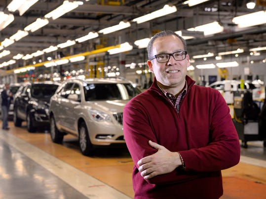 Gm S New Lansing Plant Manager Has Roots In Cars