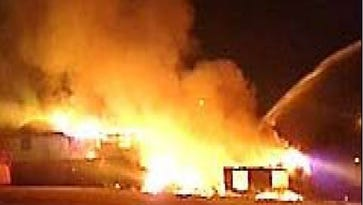 Fire at vacant Whitehaven apartments investigated as arson