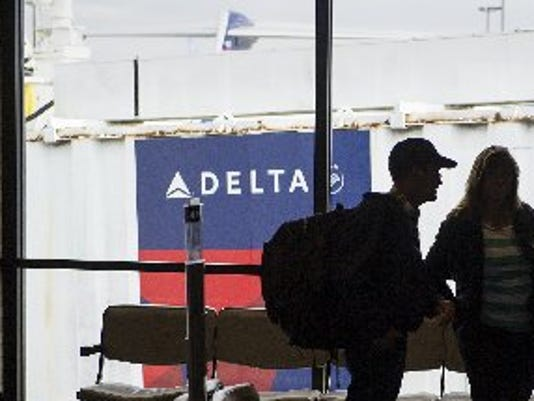 Outage hits Delta