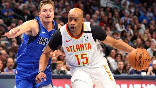 Atlanta Hawks guard Vince Carter made his retirement official Thursday, June 25, 2020, announcing on his podcast that his 22-year NBA career has come to an end. The announcement was largely a formality, since the 43-year-old Carter had said many times over the course of this season that this would be his last in the NBA.