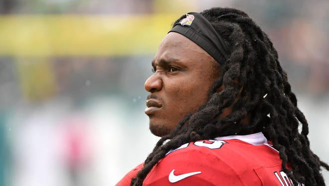 Chris Johnson has not been afraid to share his opinion of the Arizona Cardinals since he was released by the team.