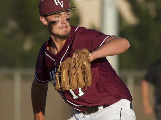 Former Pine View ace Dakota Donovan was taken in the 16th round of the MLB Draft.