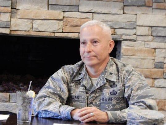 Brigadier Ge, Andrew Salas