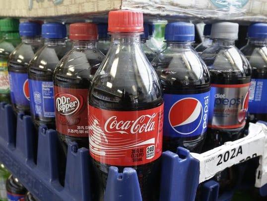 USAT Soda calories