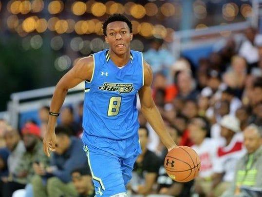 5-star recruit Tyus Battle picks Michigan, 'the school he ...