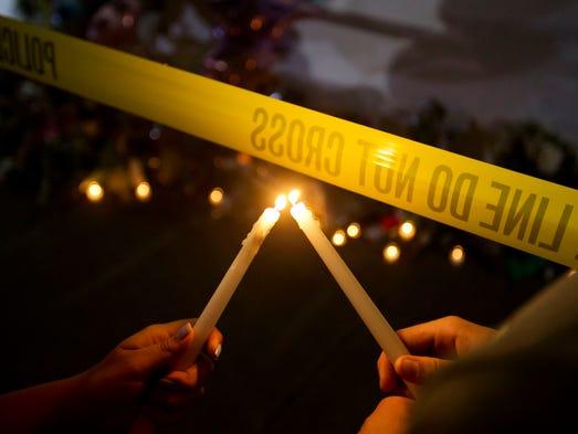 Charleston está de luto por el tiroteo que dejó a nueve