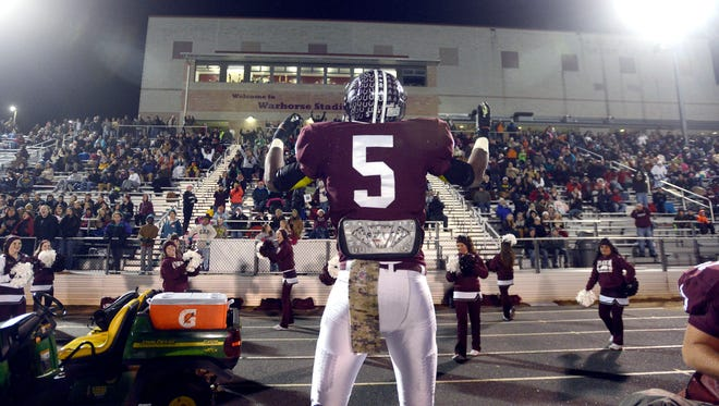 Owen senior Jager Gardner committed to play college football for Temple over the weekend.