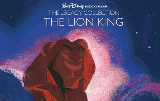 Walt Disney Records To Release Legacy Collection