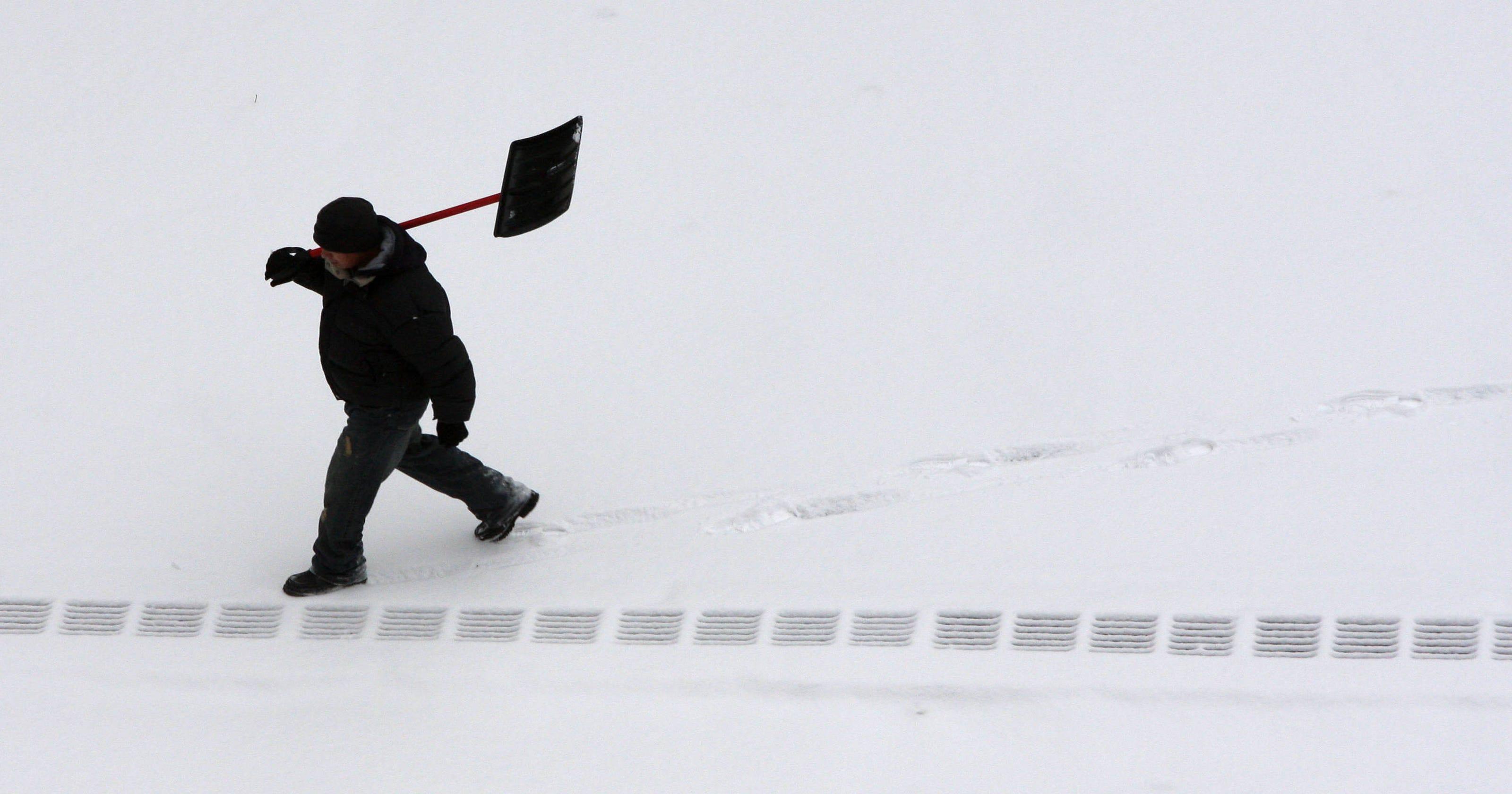 Where to find a snow shoveler