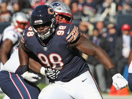 Ranking the Chicago Bears' top-4 roster needs entering Week 8