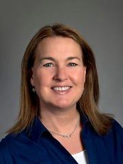 Leslie Flynn, University of Iowa professor of innovation and entrepreneurship