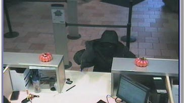 Suspect sought in Independence Twp. bank robbery