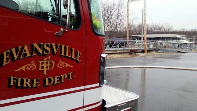 Evansville Fire Department