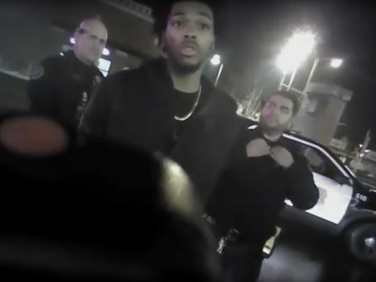 Body Worn Camera Video Release of Sterling Brown Arrest