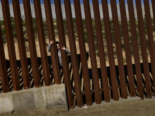 Government Shutdown Border Wall