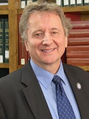 Louisiana State Sen. John Milkovich of Shreveport.