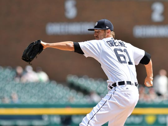 Tigers reliever Shane Greene has proven he can be a
