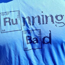 Great team t-shirt for the 2014 Hood to Coast.
