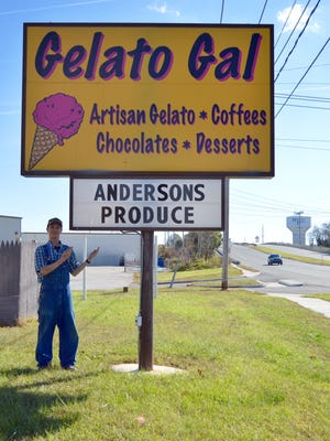 Anderson's Produce will fill the space once occupied by Gelato Gal on Route 1 in Rehoboth.