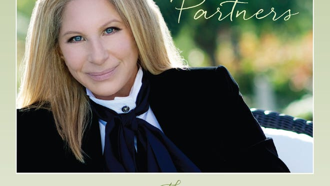 "Barbra Streisand's latest disc, ""Partners,"" is the No. 1 album for the week of Sept. 21."