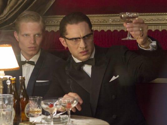 'Legend' movie review