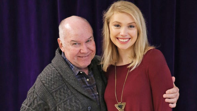 "Director Jack O'Brien selected Charlotte Maltby as the new Maria for the touring ""The Sound of Music,"" which visits Milwaukee Jan. 3-8."