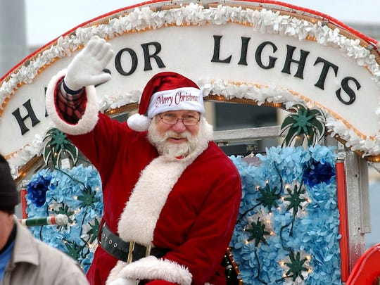 The annual Harbor Lights festival will be from 1-8