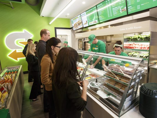 Subway Store Makeover (2)
