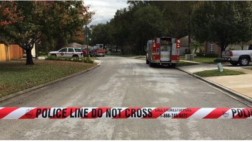 Jacksonville Fire Rescue responded to the 1100 block