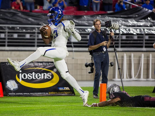 Division 1 High School Football State Championship Game