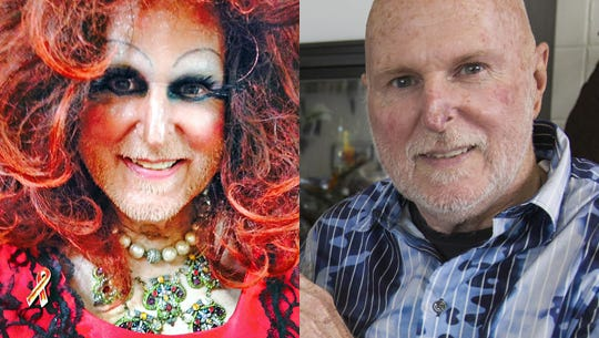 Coby Palmer is one of the founder of the Indy Pride Bag Ladies, one of the oldest AIDS fund-raising organizations in the country. To honor his work, he will serve as one of the four grand marshals in Saturday's Cadillac Barbie IN Pride parade, kicking off the daylong Circle City IN Pride festival at the American Legion Mall.