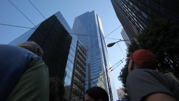 'Leaning tower of San Francisco' causes stir