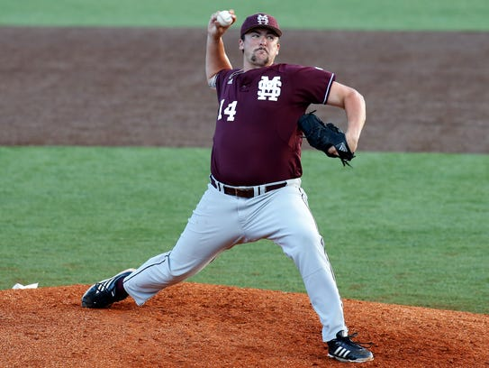 Jonathan Holder helped Mississippi State reach the