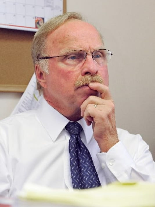 Dr. David Hawk is retiring as medical director for the York City Bureau of Health.
