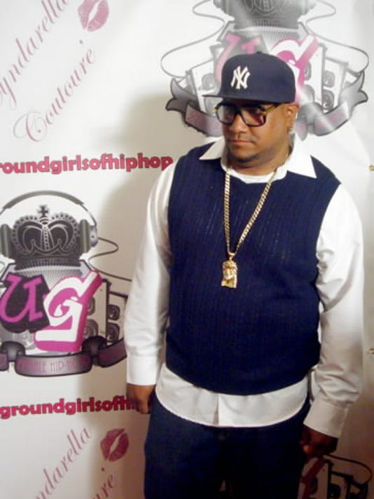 DJ 5053 of York hosted the 2010 Female Hip Hop Honors Awards in Los Angeles in May.