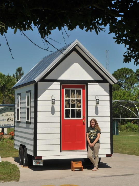 Could tiny houses catch on in brevard for Small homes in florida