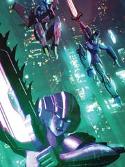 New female Autobots will be introduced in the comic